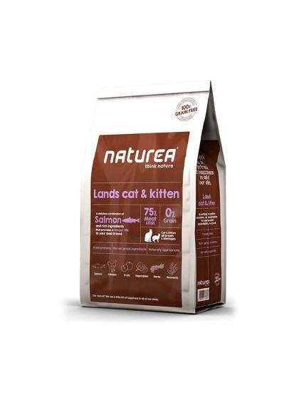 Naturea Grain Free - Lands Cat & Kitten