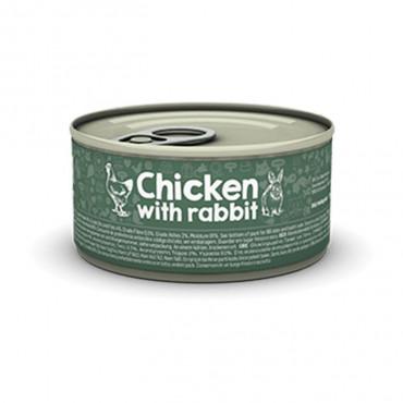 Naturea Wet - Chicken & Rabbit 85 gr