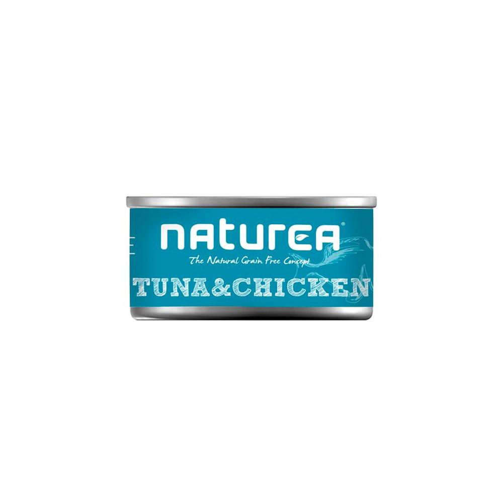 Naturea Wet - Tuna & Chicken 80gr