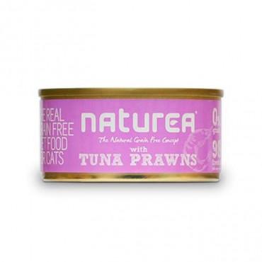 Naturea Wet - Tuna & Prawns 80gr
