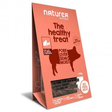 Naturea Treats Cat - Pork Liver 100gr