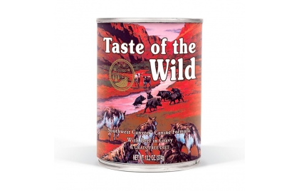 Taste of the Wild - Ração Húmida Southwest Canyon Javali