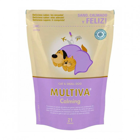 Multiva Calming Cat/Small Dog
