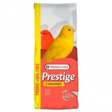 PRESTIGE - Canários Gourmet 20Kg + 2Kg OFERTA