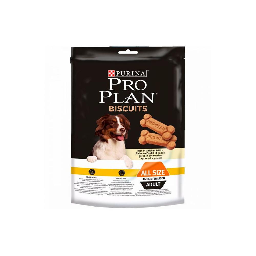 Pro Plan Biscuits - Light Frango
