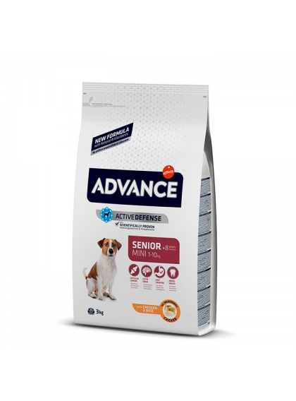 Advance Dog - Mini Senior +8