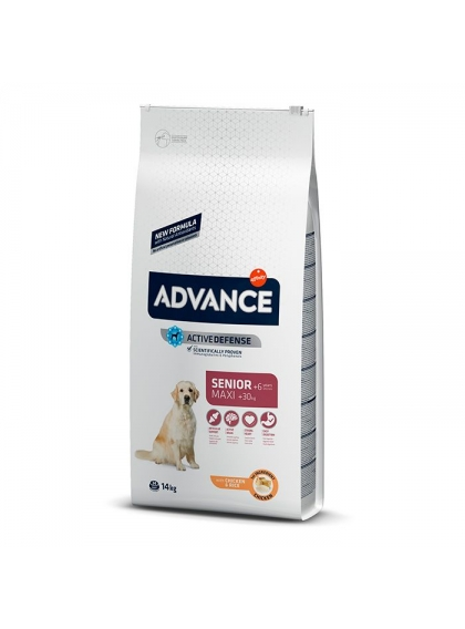 Advance Dog - Maxi Senior +6
