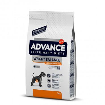 Advance VET Dog - Weight Balance