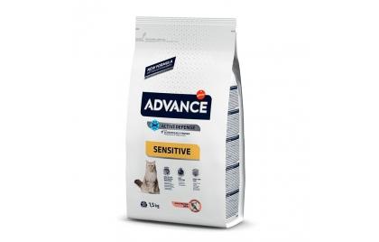Advance Cat - Adult Sensitive Salmão
