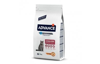 Advance Cat - Sterilised Senior +10