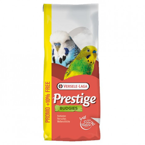 PRESTIGE - Periquitos Gourmet 20Kg + 2Kg OFERTA