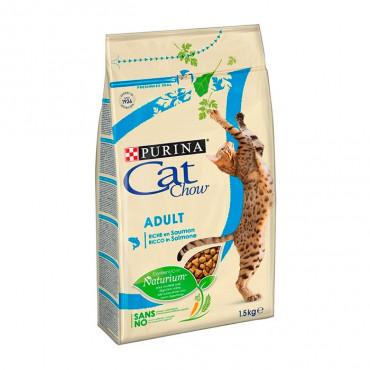 Cat Chow - Adulto Salmão