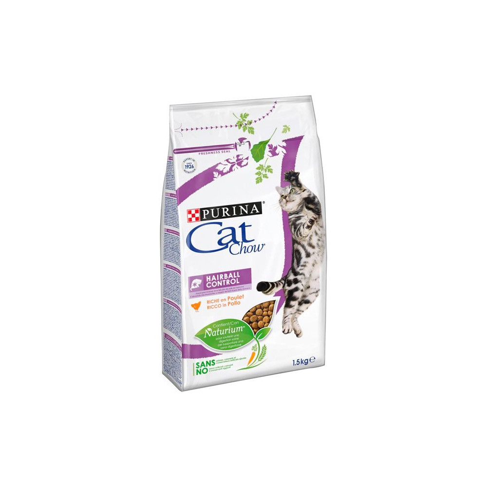 Cat Chow - Hairball (Bolas de Pêlo)