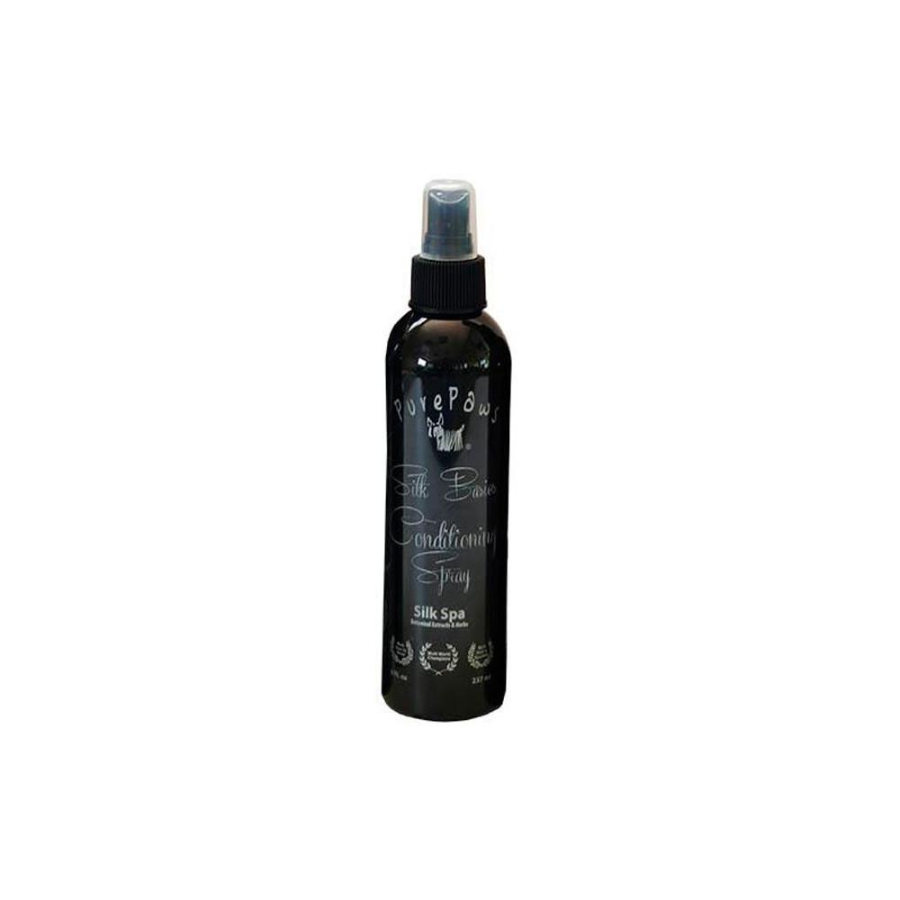 PurePaws - Spray Condicionador e Abrilhantador Silk Basics