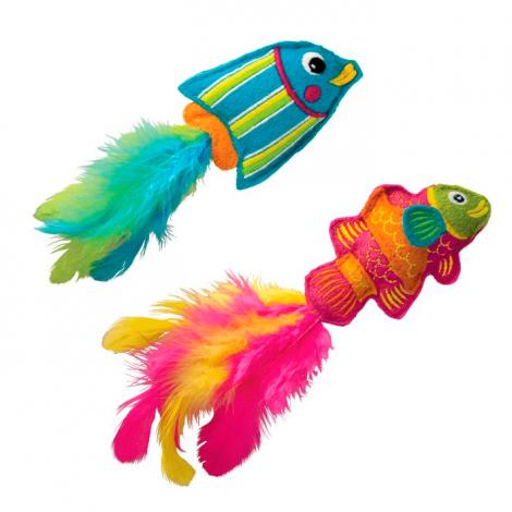 KONG - Cat Tropics Fish