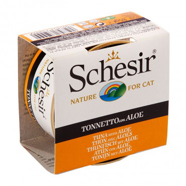 Schesir Gato - Atum e Aloe 85gr