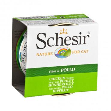 Schesir Gato - Frango 85gr
