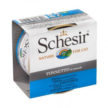 Schesir Gato - Atum (Natural) 85gr
