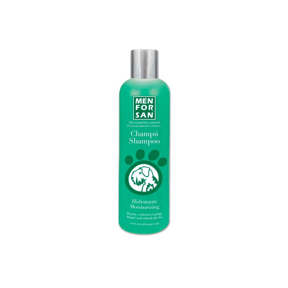Champô Natural Hidratante c/ Maçã Verde