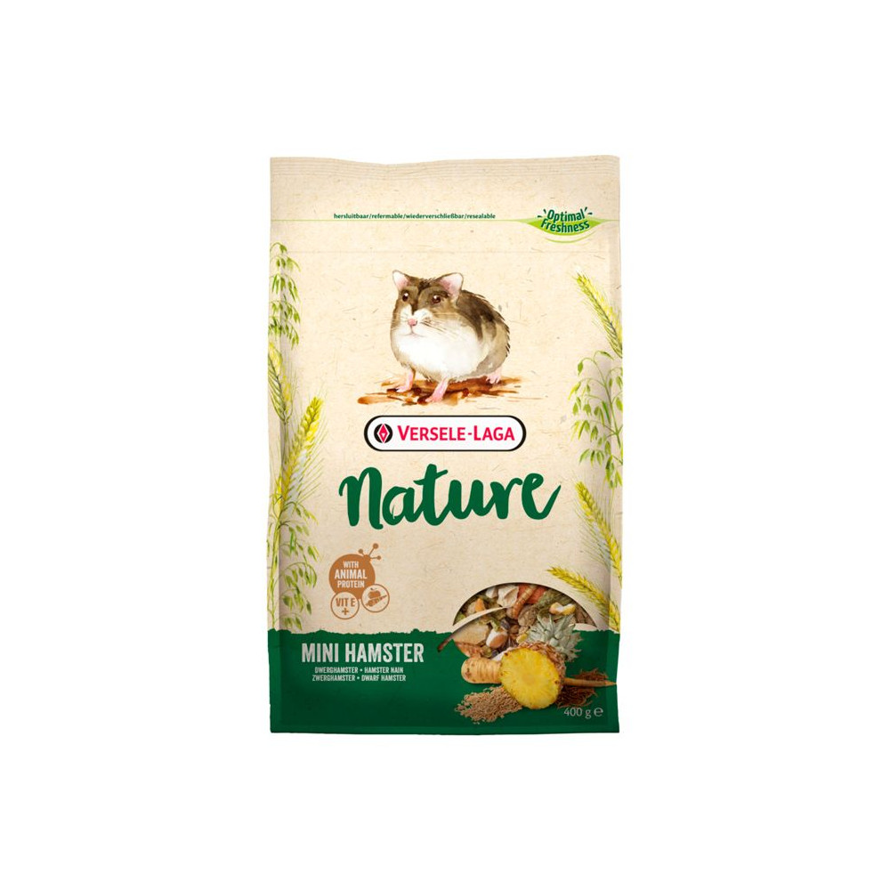 NATURE - Mini Hamster 400gr