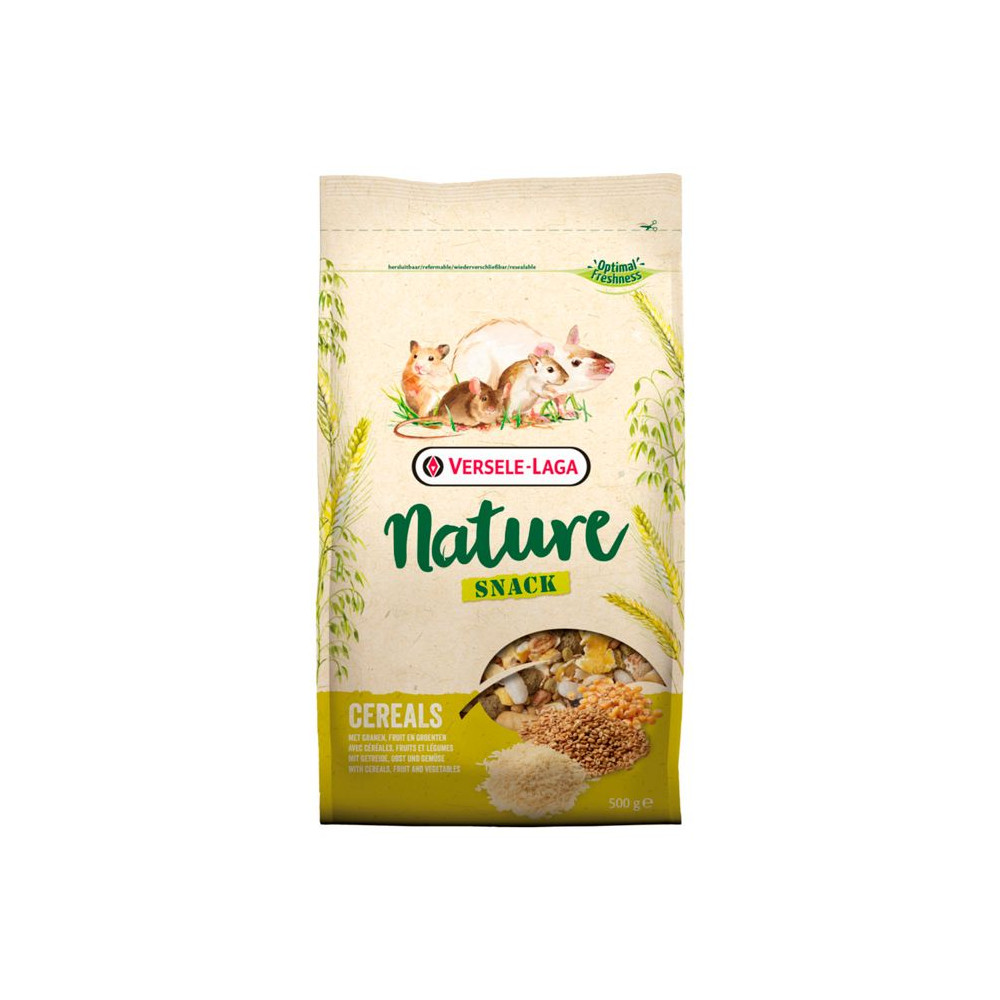 NATURE - Snack Cereais