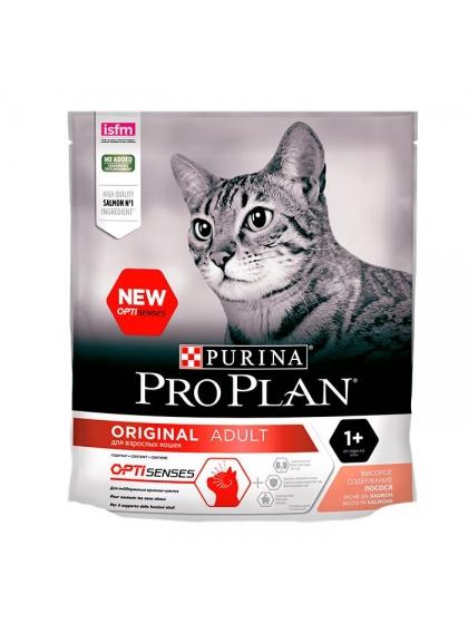 Pro Plan Cat - Original Adult Salmão