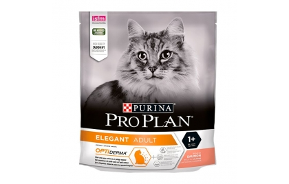 Pro Plan Cat Elegant Optiderma