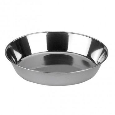 Tigela de Aço Inoxidável p/ Gatos