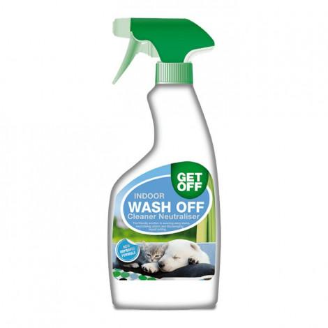 Spray Neutralizador de Limpeza Wash e Get Off
