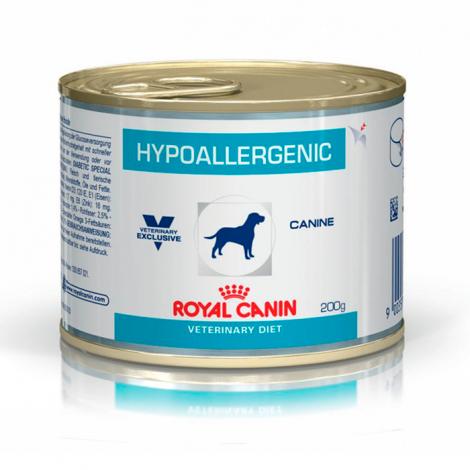 Ração para cão Royal Canin Hypoallergenic Húmida