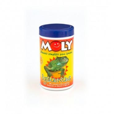 Moly - Alimento Completo para Iguanas 200gr