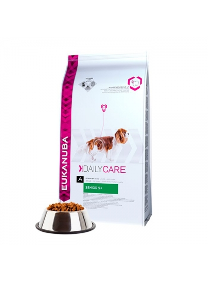 Eukanuba Daily Care - Senior +9 12.5Kg