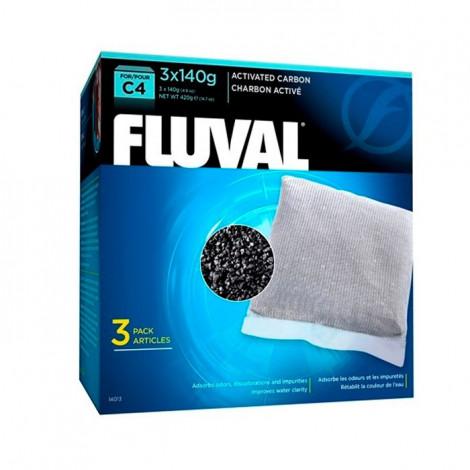 Fluval C4 - Carvão Activo