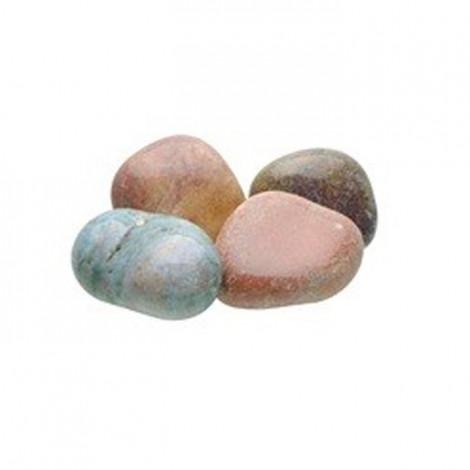 Fluval - Pedras Fancy Jasper p/ Fundo de Aquário
