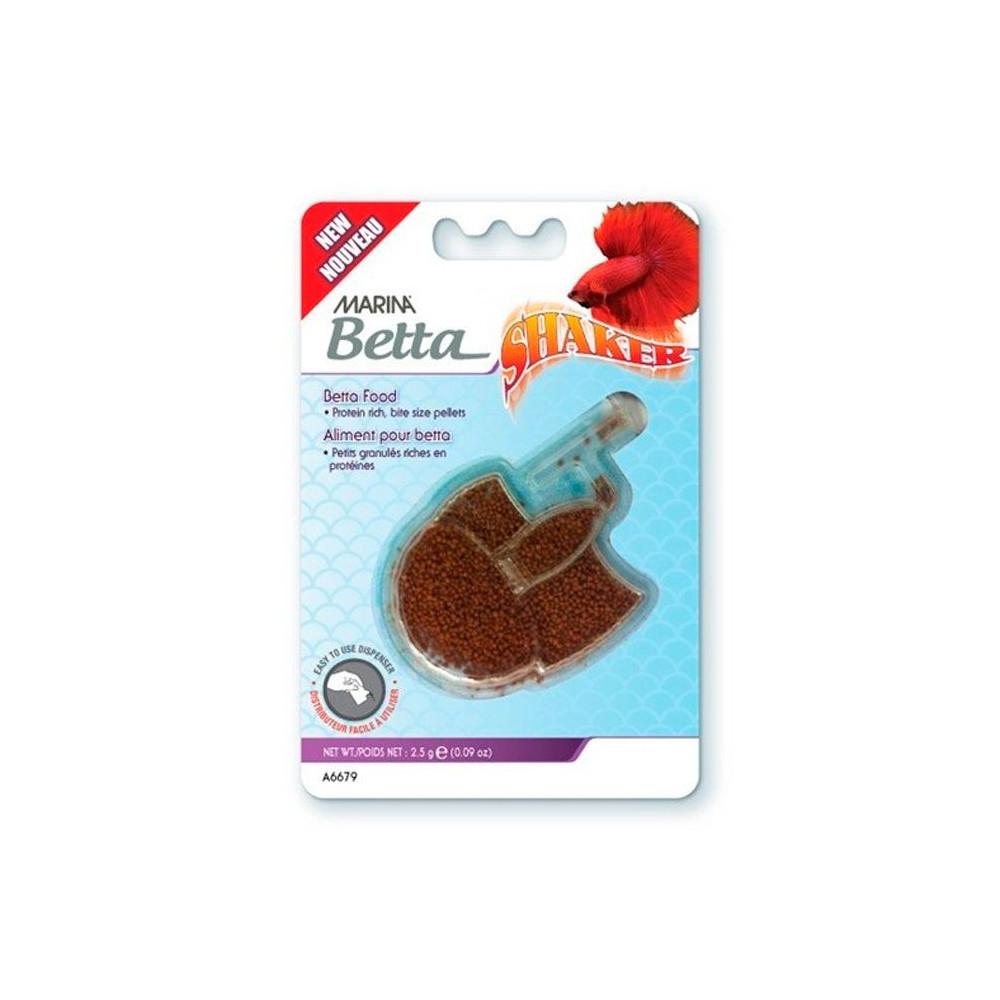 Marina - Alimento p/ Betta Shaker 2.5gr