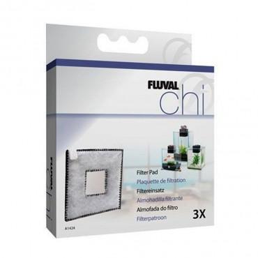 Recarga p/ Filtro Fluval CHI Filter Pad 3pcs