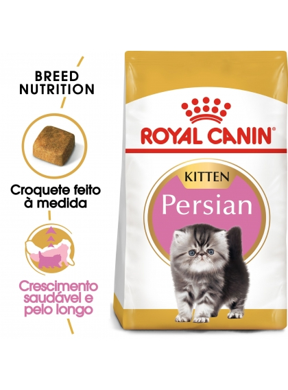 Ração para gato Royal Canin Kitten Persian