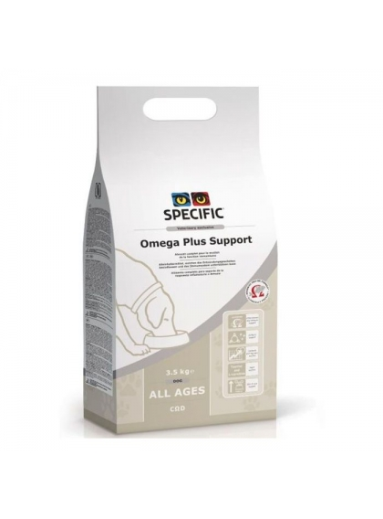 Specific Dog - CΩD Omega Plus Support