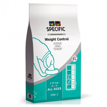 Specific Dog - CRD-2 Weight Control
