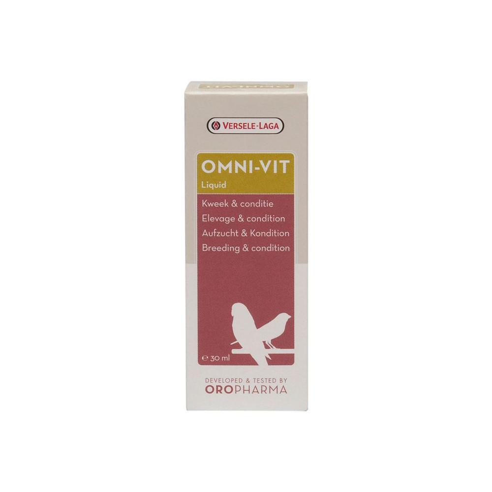 Versele-Laga - Oropharma Omni-Vit 30ml