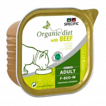 Specific Cat - F-BIO-W Organic Felino Beef