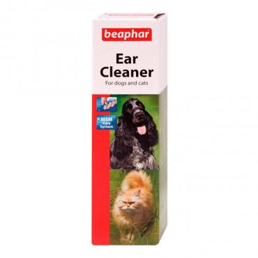 Beaphar - Limpeza Auricular 50ml