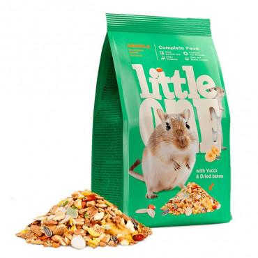 Little One - Alimento p/ Gerbils