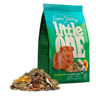 Little One Green Valley Alimento para Porquinhos-da-Índia