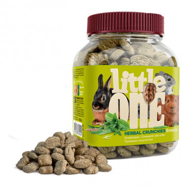 Little One - Snack Herbal Crunchies 100gr