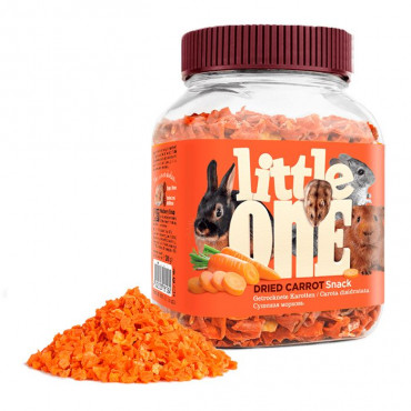 Little One - Snack Dried Carrot