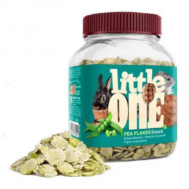 Little One - Snack Pea Flakes 230gr