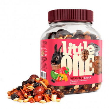 Little One - Snack Vitamin C 180gr