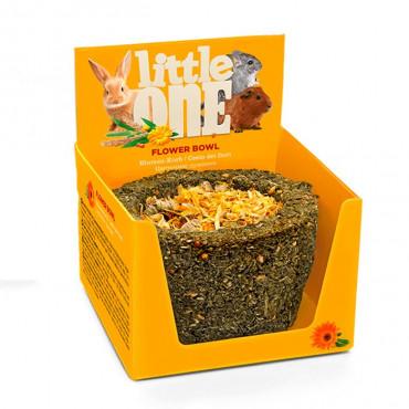 Little One - Treat-Toy Flower Bowl 140gr