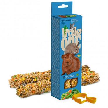 Little One - Sticks c/ Vegetais 2 x 60gr